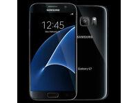 Brand new Samsung Galaxy S7 Black Onyx