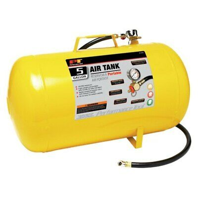 Performance Tool W10005 Horizontal 5 Gal. Air Tank