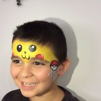 Face Painting by Laura Lee-Insured