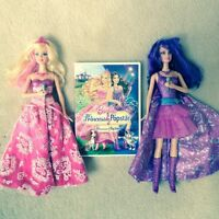 Barbie and the popstar set
