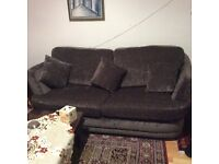 2 sofa bed new and 1 designe seat. Bought for 599£ each asking price £350