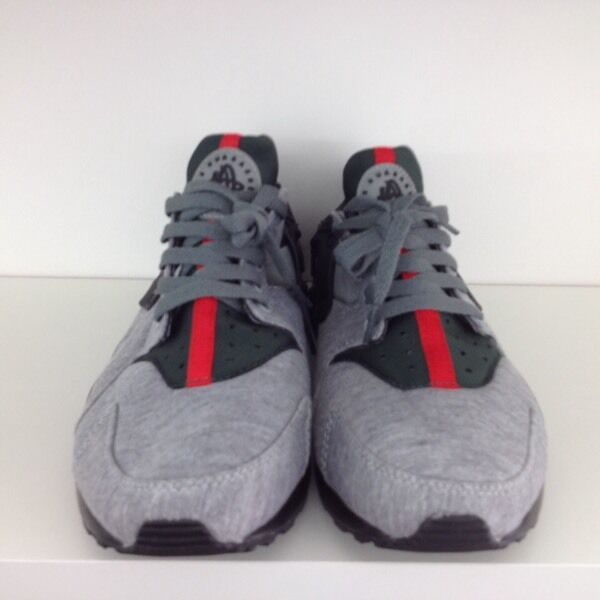 brand new nike air grey gucci huaraches