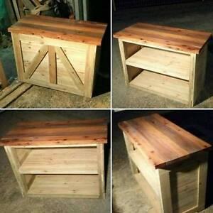 Brew Bar Counter - Wooden Bar Table - $850 Darlington Inner Sydney Preview