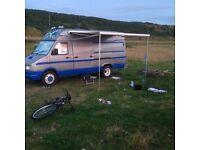 Iveco camper