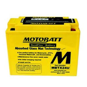 MotoBatt Battery For Yamaha TR1 1981-1986 , XS1100 1978-1981 11K-82110-79-00