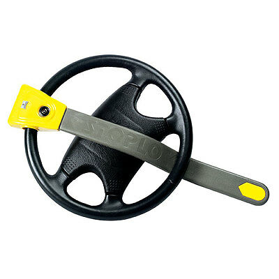 Original Steering Wheel Immobiliser Anti Theft Lock Security - Stoplock HG13459