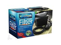 1500l/hr Water Pump and UV Filter Kit - Water Filtration System (Brand New)