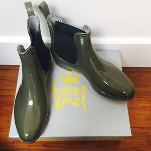 Kate and Mel Rain Boots New