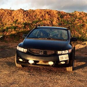 09 civic coupe