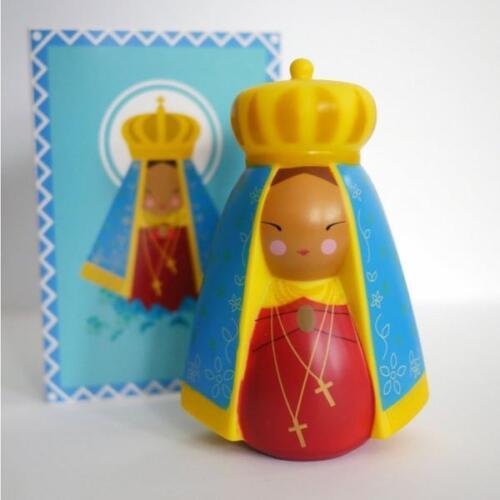Our Lady of Aparecida Shining Light Doll