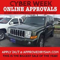 """UPGRADES MADE EASY - COMMANDER- TEXT """"AUTO LOAN"""" TO 519 567 3020"""