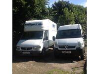 WRS man and van