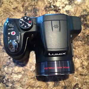 Panasonic DMC-LZ30 + Camera Bag