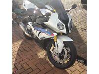 2012 BMW S1000rr FSH low miles