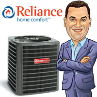Zero Down Payment! Brand New & Installed Air Conditioning
