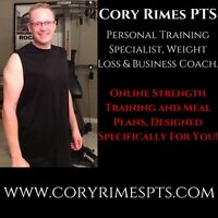 Online Training Programs & Meal Plans