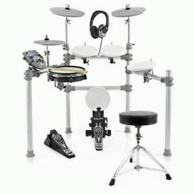Professional electronic electric drum kit