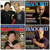 Dan Inosanto and Francis Fong in Calgary. 4 weeks to go!