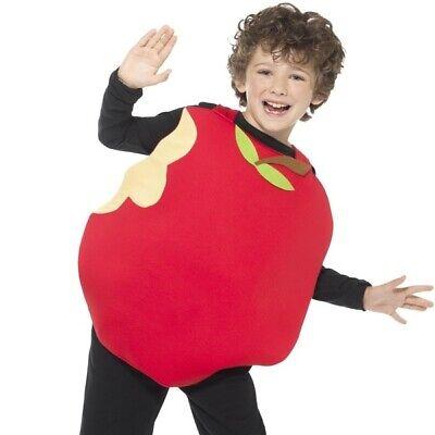 Kinder Apfel Maskenkostüm Kinder Unisex: Kinder Frucht Outfit von - Kinder Frucht Kostüm