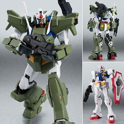 Robot Soul Spirits Tamashii 214 Gundam 00 V Full Armor 0 Gundam figure Bandai - Gundam 00 Robot