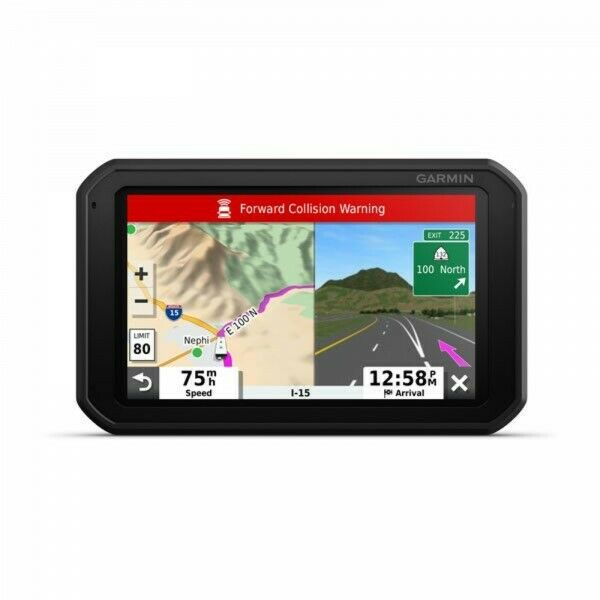 Garmin RV 785 GPS Navigator for RVs and Campers + Built-In D