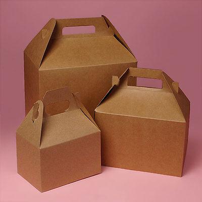 GABLE BOXES 4 x 2 1/2 x 2 1/2