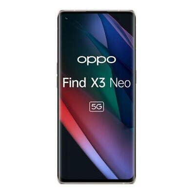 OPPO FIND X3 NEO 5G GALACTIC SILVER 256GB 12GB RAM DUAL SIM ANDROID DISPLAY 6.55