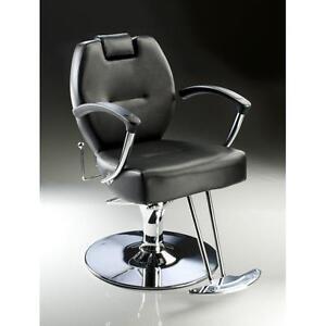 Poltrona sedia barbiere parrucchiere muster pompa for Poltrone da barbiere usate