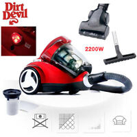 DIRT DEVIL 2200W POWERFUL VACUUM CLEANER - Lightly used.