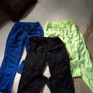 Lululemon Street to Studio Crop Pants
