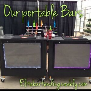 Mobile bartending and portable bars for business functions. Moose Jaw Regina Area image 2