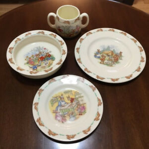 "Royal Doulton ""Bunnykins"" bone china"