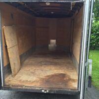 EZ Moving ; empty truck Newfoundland to Ottawa.