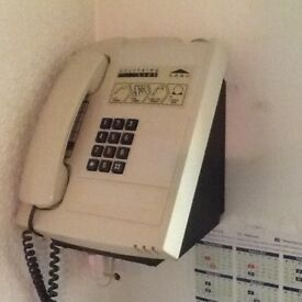 Solitaire Payphone Wall Mounted