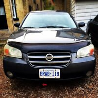 NEED GONE TODAY 2002 NISSAN MAXIMA SE 6 speed