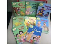 Reading & phonics books levels 1-3