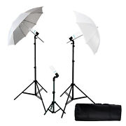 Light Stand Umbrella Kit