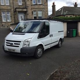 Ford transit 115 60 plate 6 speed low mileage