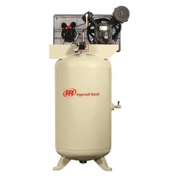 Ingersoll-rand 2340n5 Electric Air Compressor, 2 Stage, 5 Hp G3116443