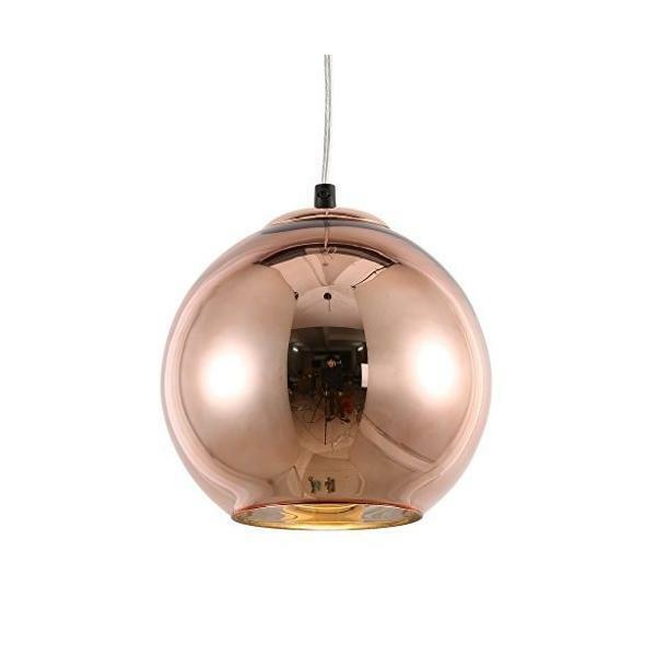 mirrea Modern Kitchen Island Lighting Mini Globe Pendant Lig