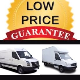 24/7 Urgent Man&Van Nationwide House Office Removal Service Rubbish/Bike/Sofa Move Short Notice