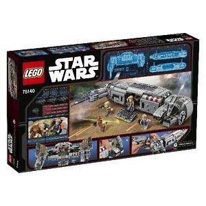 NEW LEGO RESISTANCE TRANSPORTER - 105867443 - LEGO Resistance Troop Transporter 75140