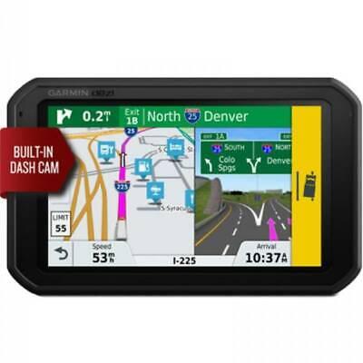 GARMIN DezlCam 785 LMT-S GPS Truck Navigator Trucking Dash Camera 010-01856-00