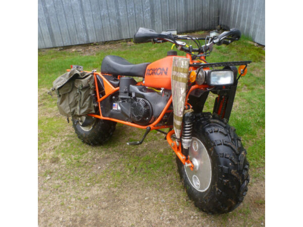 Used 2014 Other TRAILBREAKER