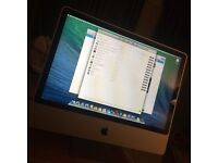 "24"" Apple iMAC, 4GB RAM, 640GB HD"
