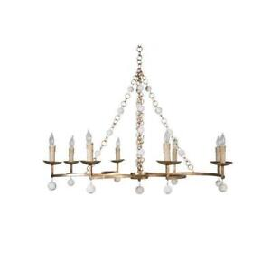 Carrie 8-Light Chandelier **New in Box**