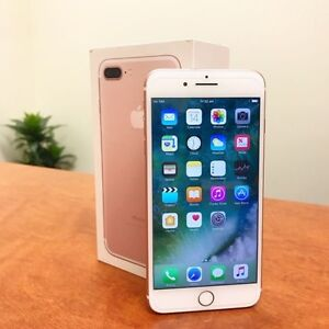 Brand new condition iPhone 7 Plus 256G Rose UNLOCKED au model Calamvale Brisbane South West Preview