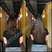 Fusion, Microloop, Tape-In Hair Extensions