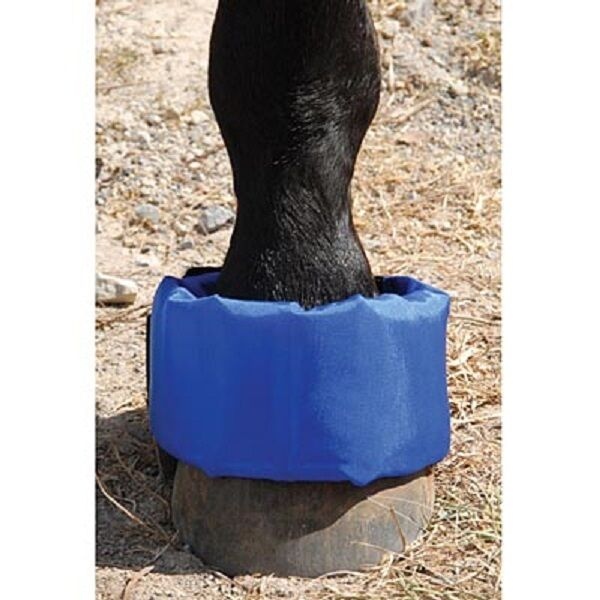 EZ Ice Hoof Founder Wrap For Horses Equine NEW