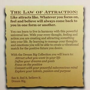 The Law of Attraction - Vision Book Kitchener / Waterloo Kitchener Area image 4